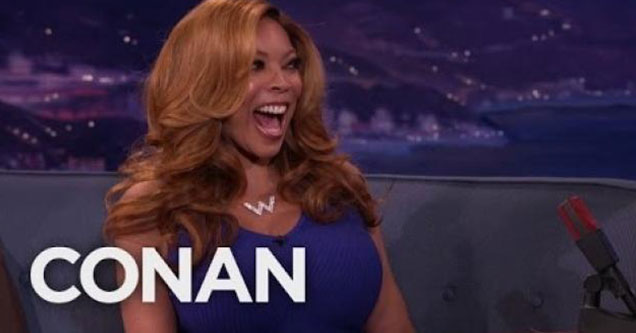 wendy williams talks about her son walking in on her and her husband
