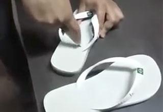 smuggling drugs into prison inside of sandels