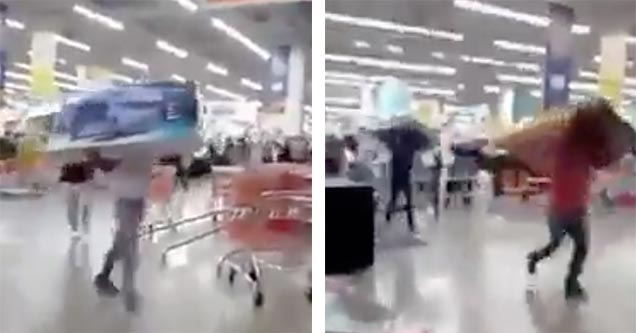 tvs are on sale in Mexico