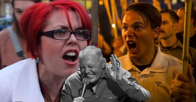 Bill Burr Compares Liberal Democrats To White Supremacists