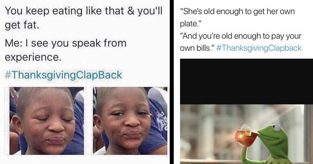 clap back old enough