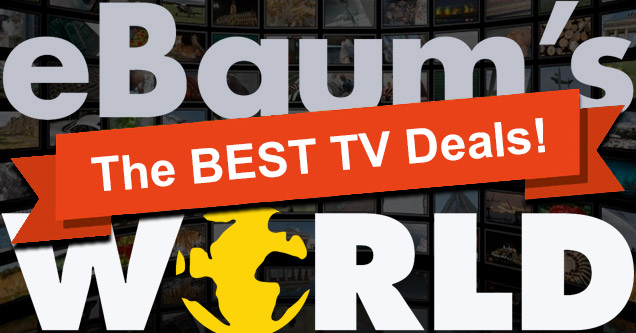 Black Friday 2017 TV deals.