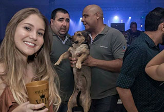 Welcome to the eBaum's World Caption Contest #151 - Club Dog