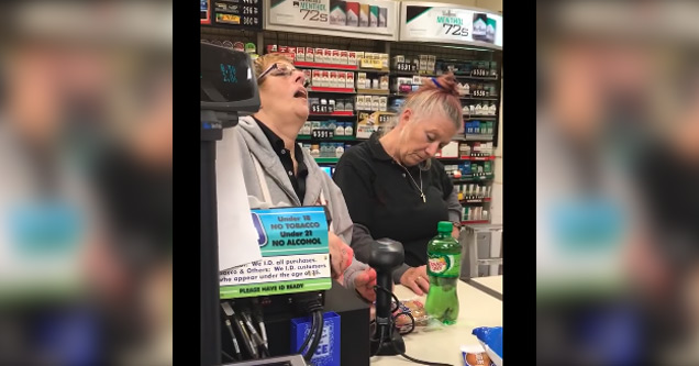 Cashiers High On Opiates Struggle To Perform The Most Basic Of Tasks