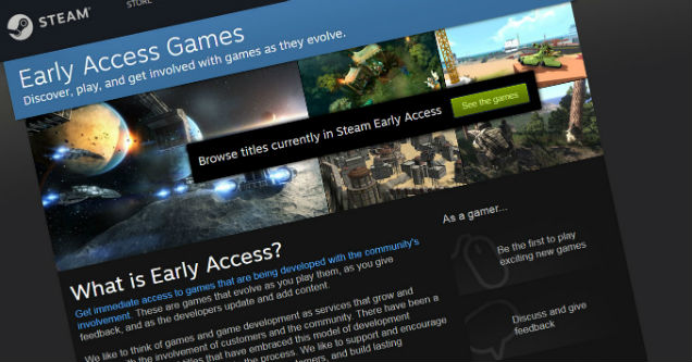 Best Early Access games.