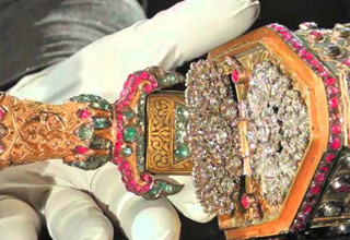 The Amazing Jeweled Rifle of Sultan Mahmud I, Complete with Secret Hidden Compartment