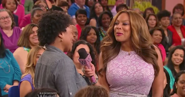 Wendy Williams Gives Her Audience Member The Worst Advice Imaginable