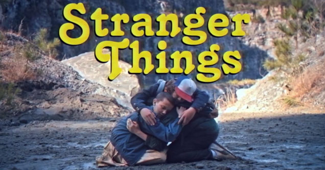 Stranger Things Gets The Bad Lip Reading Treatment