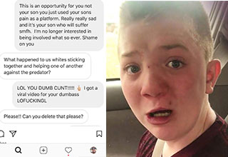 viral bully video may not be what it seems
