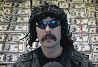 Dr. Disrespect cheat wife