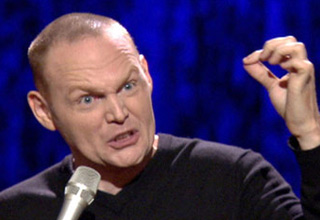 Bill Burr Hilariously Explains Why Women Act Like A**holes
