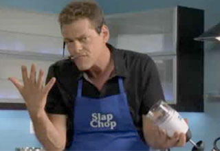 slap chop is almost nine years old