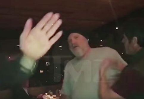 Harvey Weinstein attacked at a restaurant in Arizona