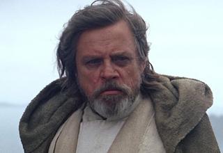 Luke Skylwalker ponders his shower thoughts