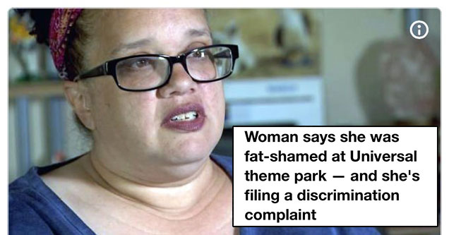 woman sues park after feeling fat shamed