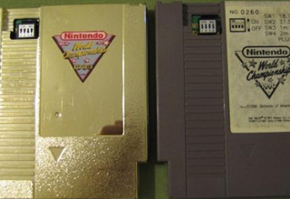 Nintendo games purchased for a record sum