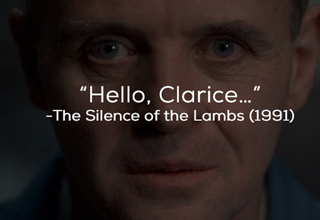 hello clarice quote from silence of the lambs