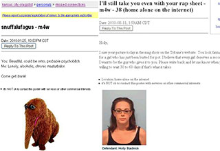 funny and crazy posts from craigslist