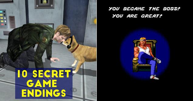 secrete game 2