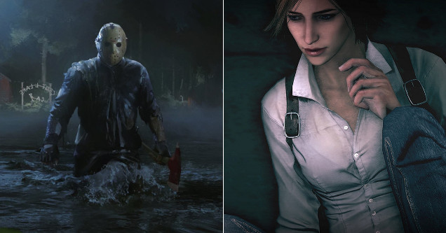 Horror games to play on Friday the 13th.