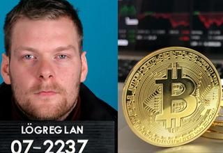 Sindri Thor Stefansson, bitcoin heist