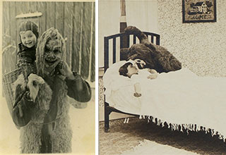 creepy pics from history that you've never seen before