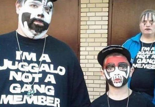 juggalos reiterate that they are not gang members