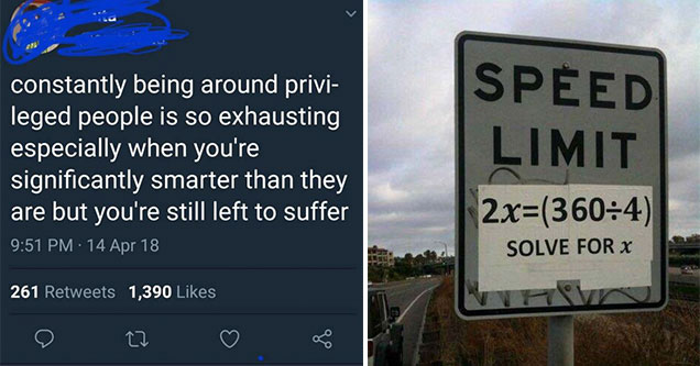dumb pics from people who think they're smart