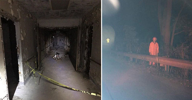 creepy pics that are totally wtf