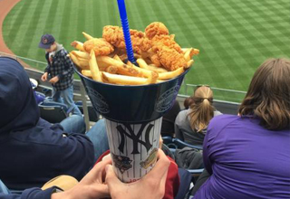chicken bowl cup thing