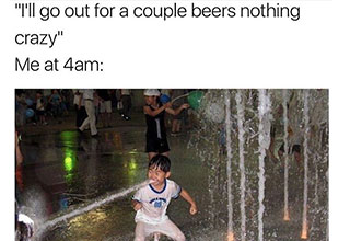 drinking memes only the drunks will get