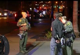 man under arrest 5th amendment