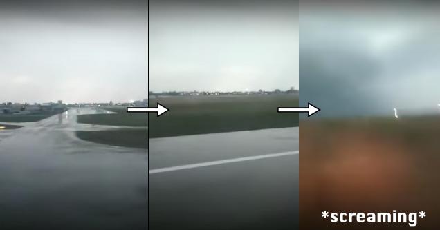 crash landing of BAY4406 flight from Antalya to Kyiv on 14 June 2018