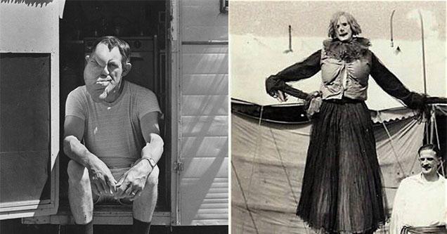 strange pics from history