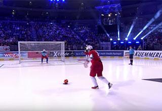 new German sport is a hockey soccer