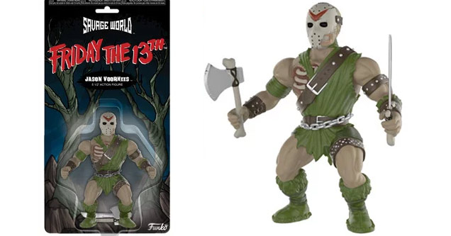 a he-man style Jason from Halloween action figure