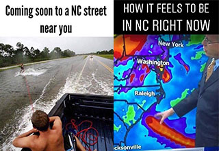hurricane Florence memes that are too soon