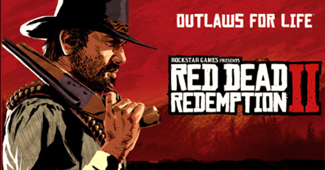 Red Dead Redemption 2 Outlaws for life