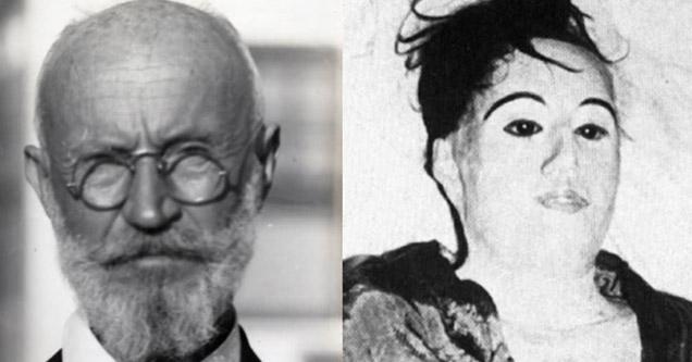 Carl Tanzler, German doctor and his patient Elena Mliagro de Hoyos