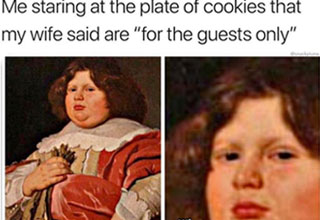 meme about being a fatty.