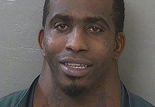 man with the huge neck.