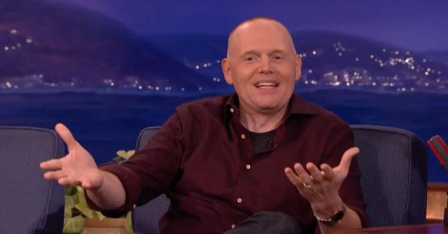 Bill Burr on Conan talking about Black Friday
