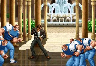 Kof Fighting 1…