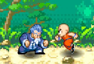 Dragon Ball Fierce Fighting 1.5 - Game320