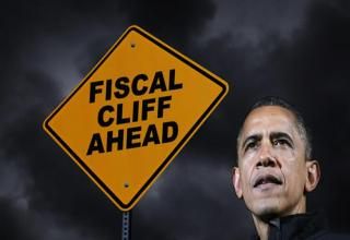 Obama creates the fiscal cliff...hanger!