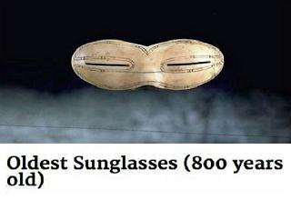 worlds oldest sunglasses 800 years old