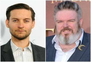 toby mcguire and hodor