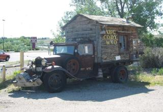 unusual tiny rvs. The guy who converted the Model T didn t corner market on wooden campers  though Check out this truck slash log cabin It doesn look like it s going Weird Campers Unusual RVs and Other Bizarre Rolling Rooms
