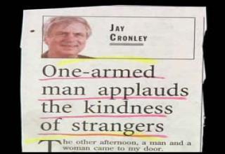 Funny Newspaper Articles - Gallery | eBaum's World