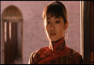 Classically Beautiful Gong Li